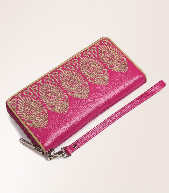 Fine leather purse
