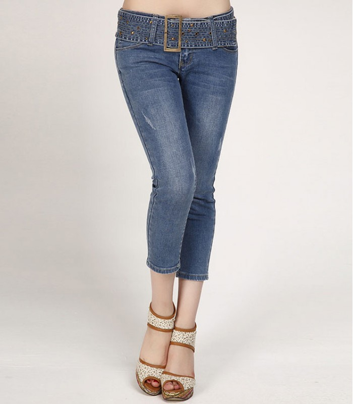 Autumn jeans